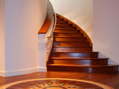 residential stairway