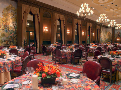 duquense club dining room